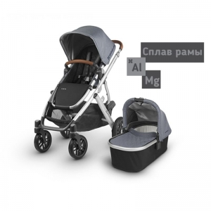 Коляска 2 в1 UPPAbaby Vista 2018 GREGORY